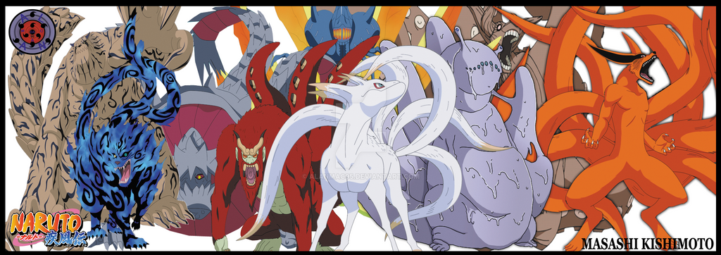 Tailed Beasts (Naruto) vs Four Beasts | Spacebattles Forums