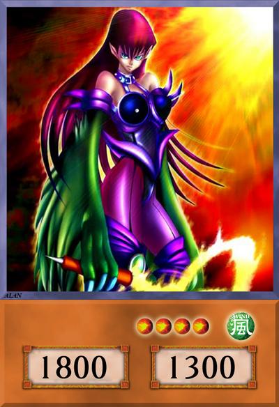 Yugioh Harpie Lady Cyber Harpie Lady by A...