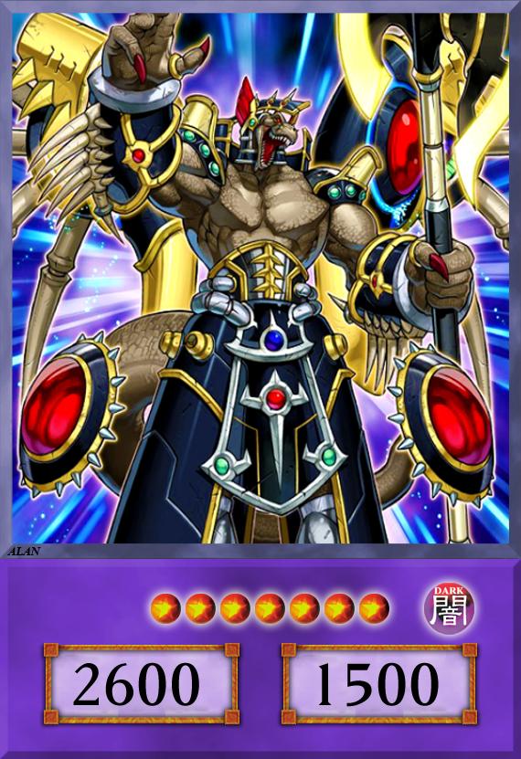 Gladiator Beast Gaiodiaz by ALANMAC95