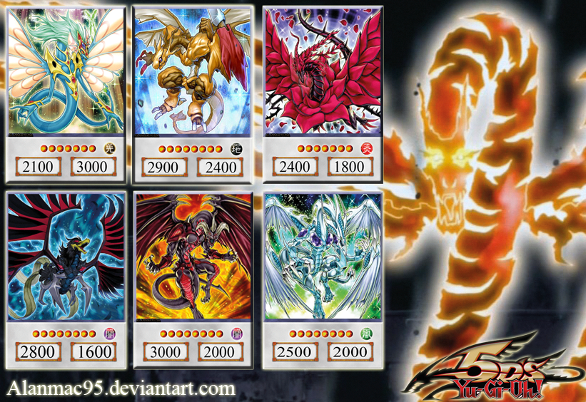 Yugioh 5ds Signers Signers by ALAN...