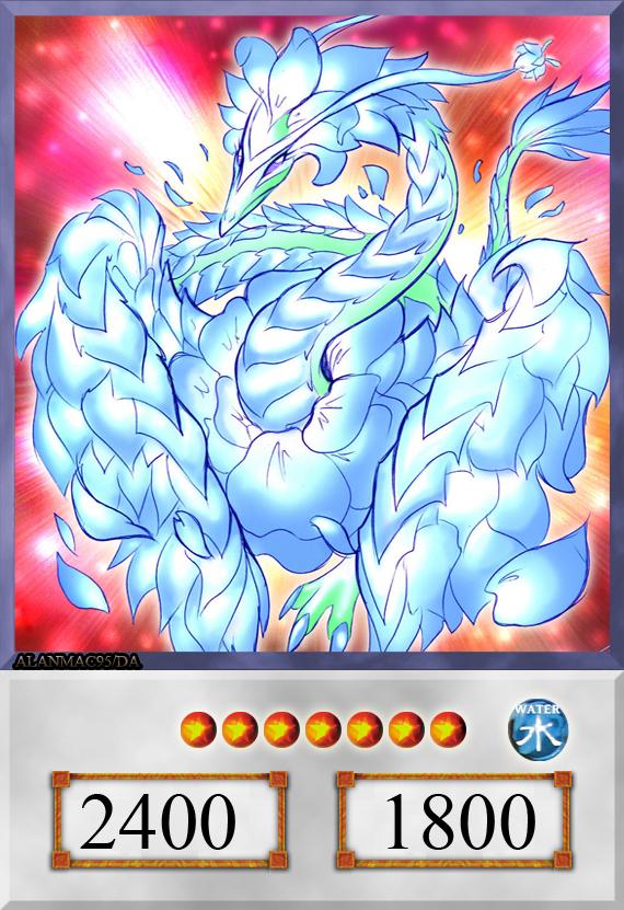 Blue Rose Dragon by AL...