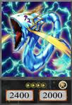 Number 91: Thunder Spark Dragon