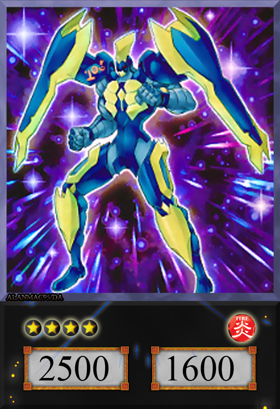 Yugioh Number 102 Number 105: Battlin' B...
