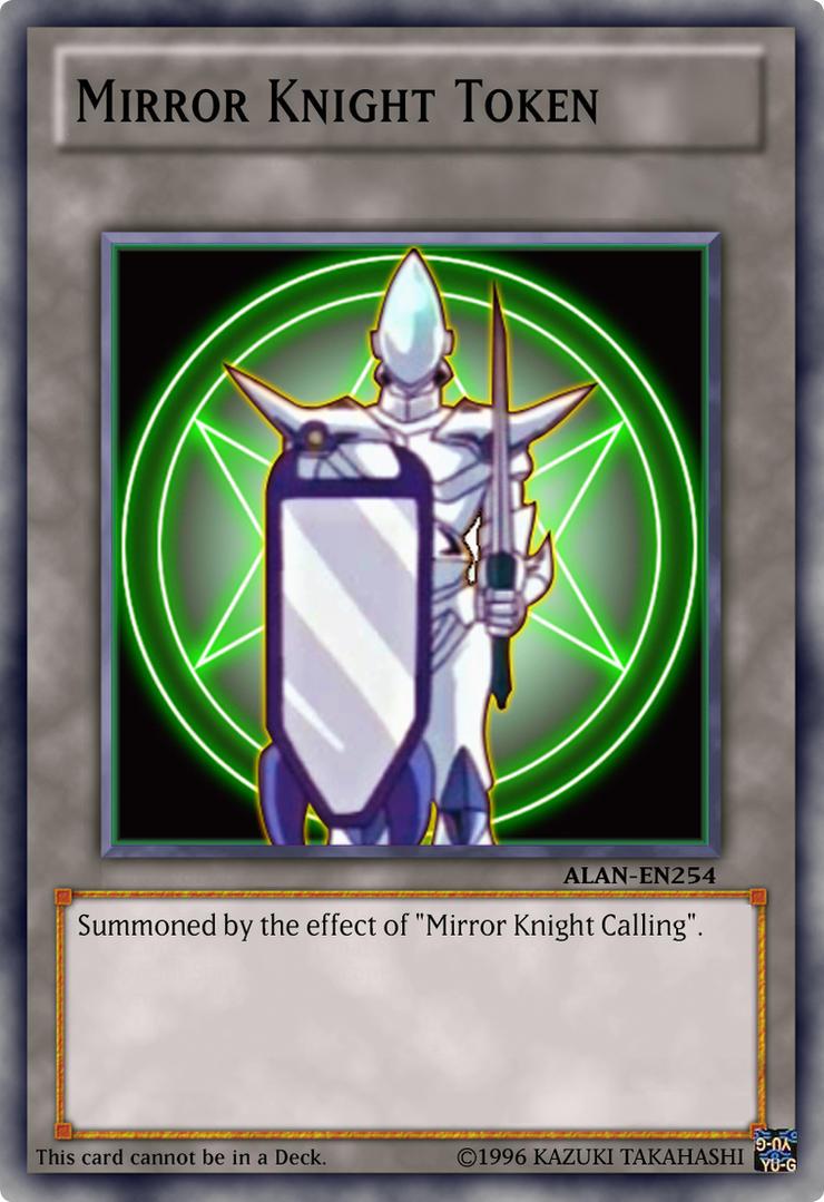Mirror knight token by alanmac95 on deviantart for Mirror knight
