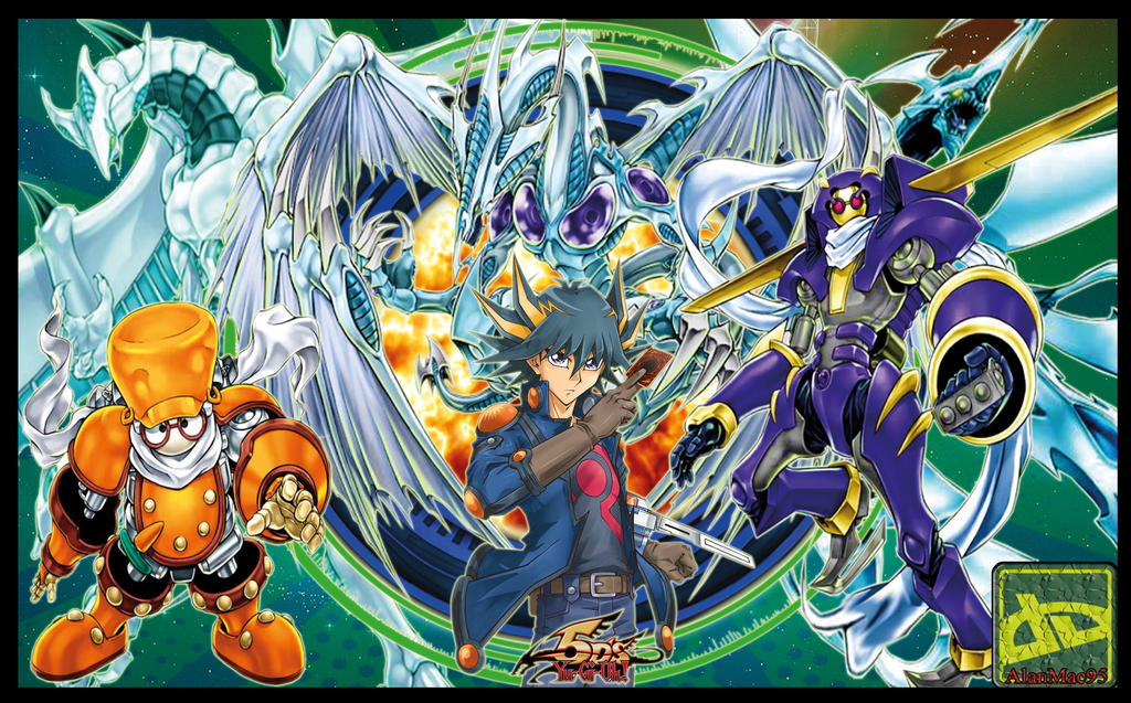 yugioh backgrounds synchro - photo #37