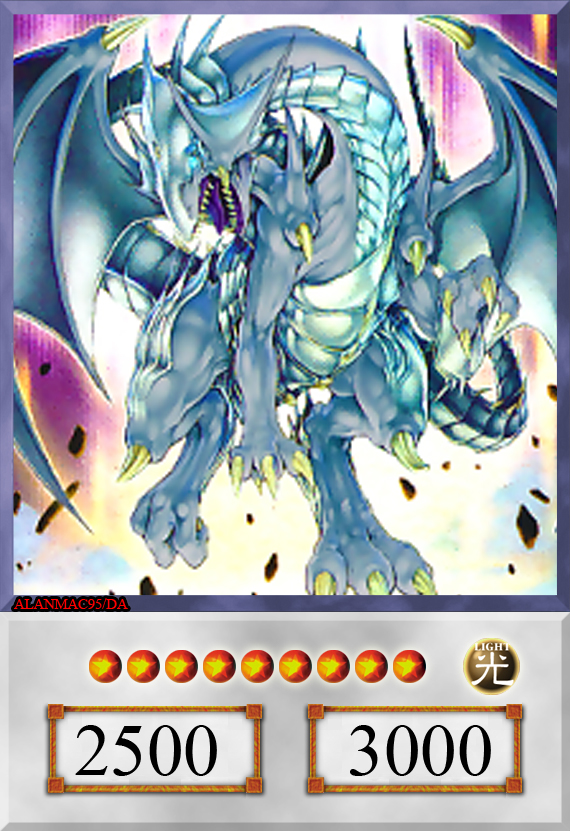 Azure-Eyes Silver Dragon by AlanMac95 on DeviantArt