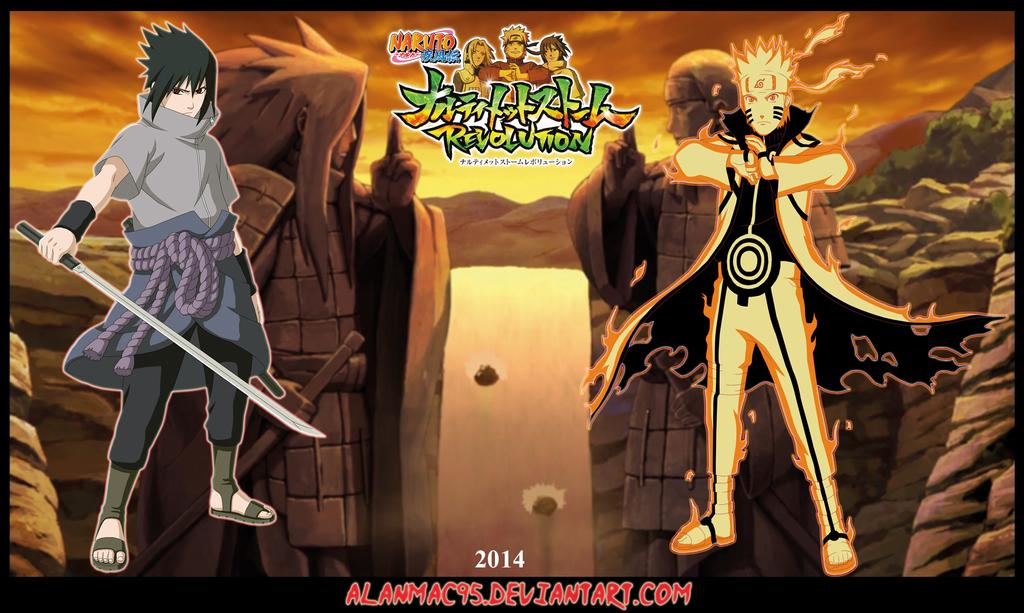 Naruto Shippuuden:...Ninja Storm Revolution - Игры Наруто
