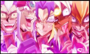   Yu-Gi-Oh Rape Faces  