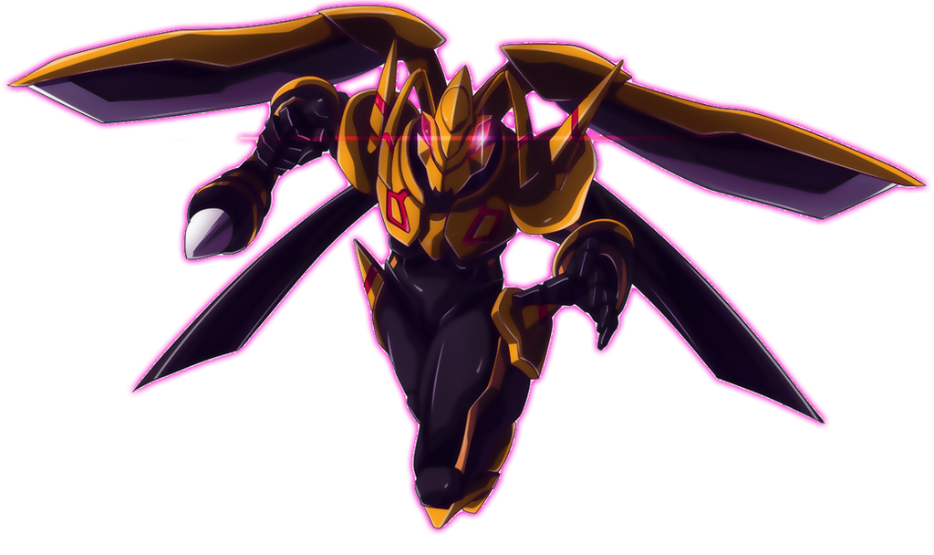 inzektor hornet render by alanmac95 on deviantart