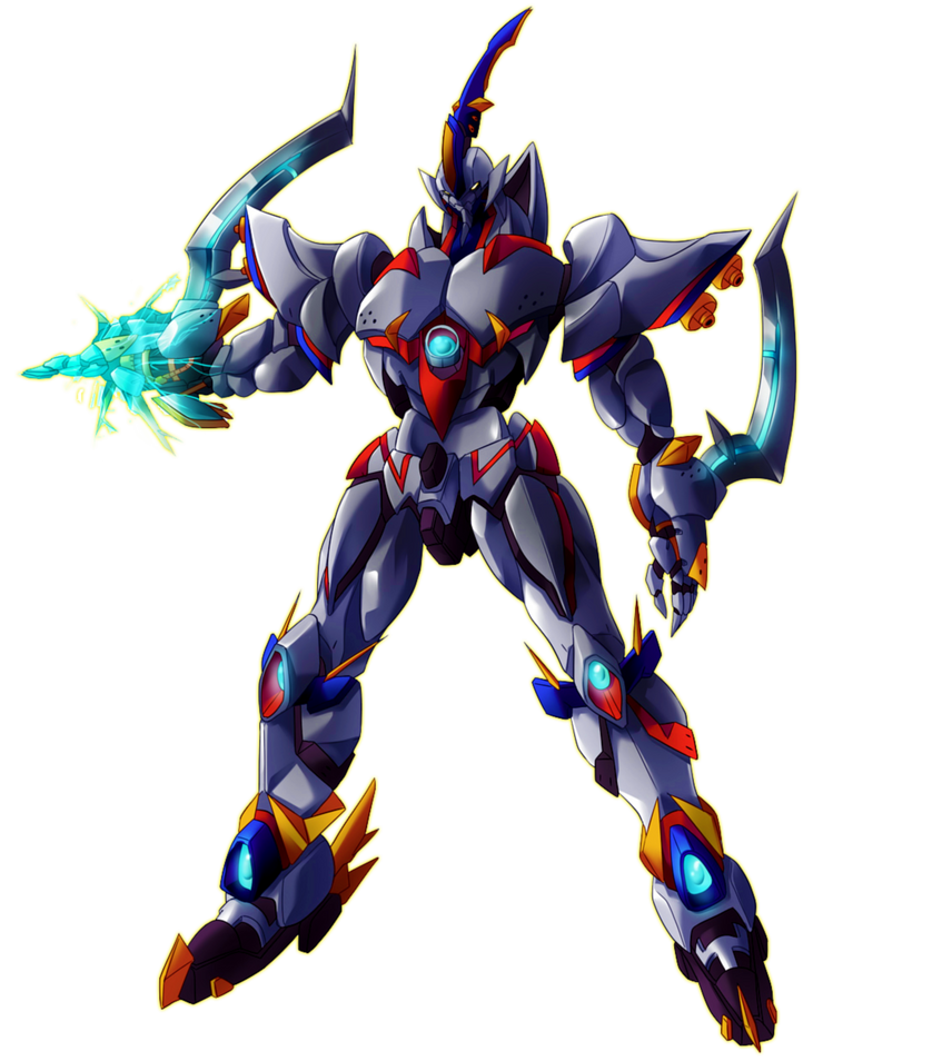 Elemental Hero Neos: Elemental HERO Galactus (Render ) By ALANMAC95 On DeviantArt
