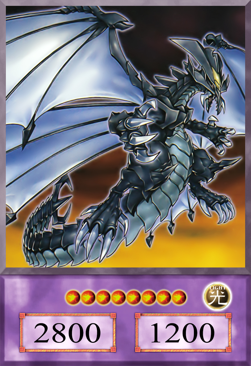 Mirror force dragon by alanmac95 on deviantart for Mirror force