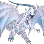 Dragon Spirit of White [HQ Render]