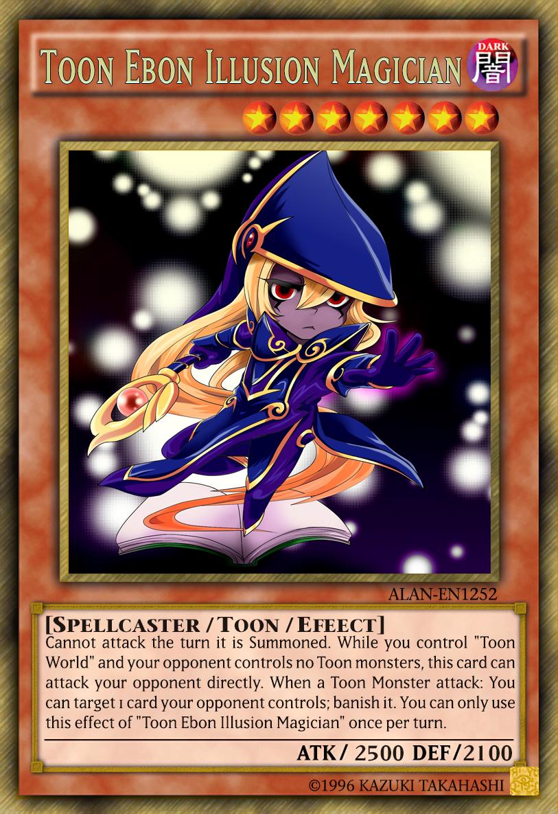 toon ebon illusion magician by alanmac95 on deviantart