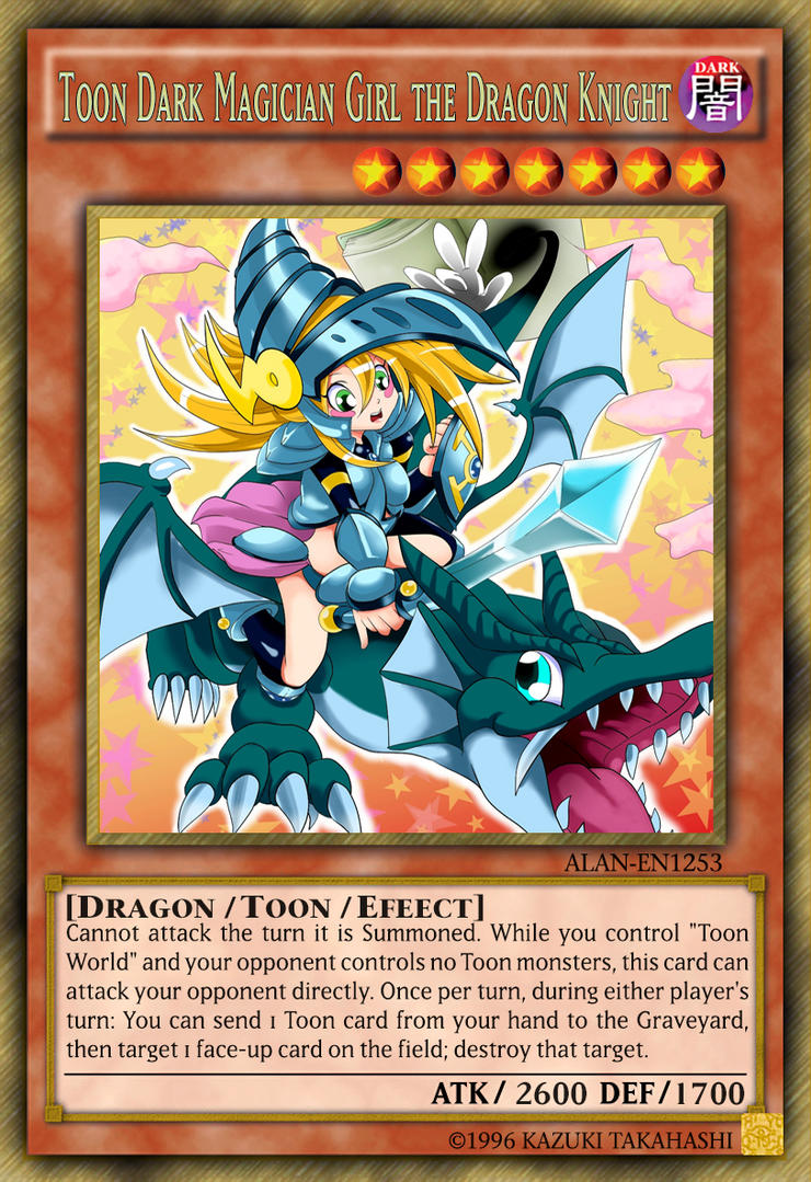 toon dark magician the dragon knight by alanmac95 on deviantart
