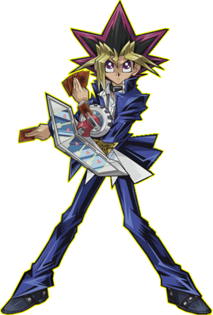 Yugi Muto Render 2 By Alanmac95 On Deviantart