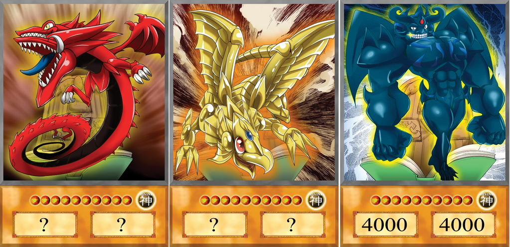 Legal egyptian god cards