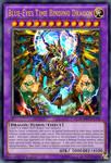 Blue-Eyes Time Binding Dragon