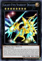 Galaxy-Eyes Stardust Dragon by AlanMac95