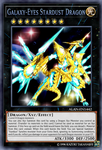 Galaxy-Eyes Stardust Dragon