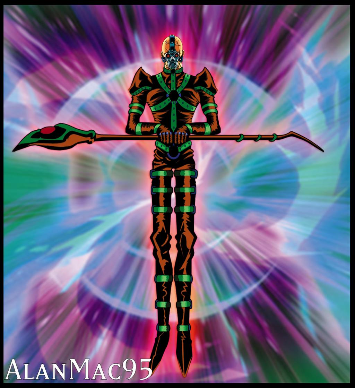 sorcerer of dark magic render by alanmac95 on deviantart