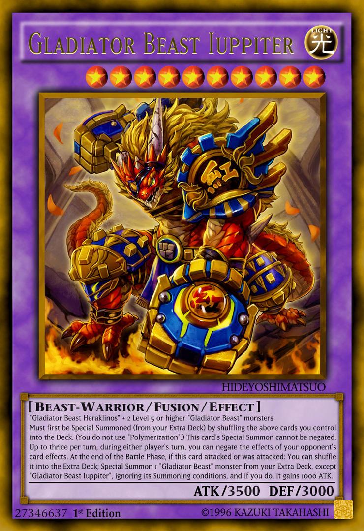 Gladiator Beast