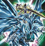Blue-Eyes White Buster Blader [Artwork]