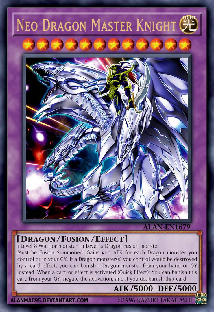 Neo Dragon Master Knight By Alanmac95 On Deviantart