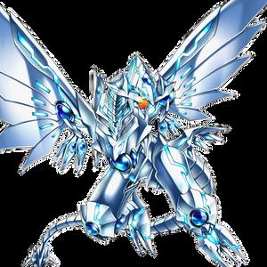 Neo Blue-Eyes Shining Dragon [Render]