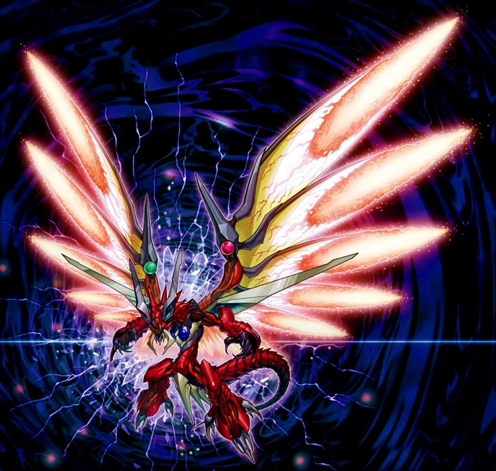 Odd eyes raging dragon artwork by alanmac95 on deviantart - Drago furioso occhi diversi ...