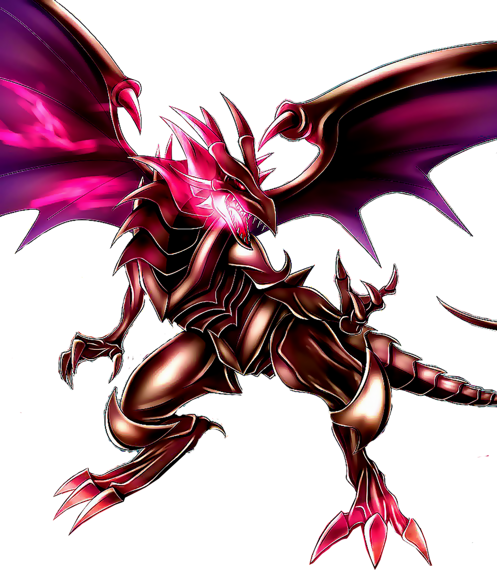 Red Eyes Black Dragon Render By Alanmac95 On Deviantart