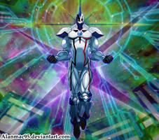 Malefic HERO Neos [Artwork] by AlanMac95