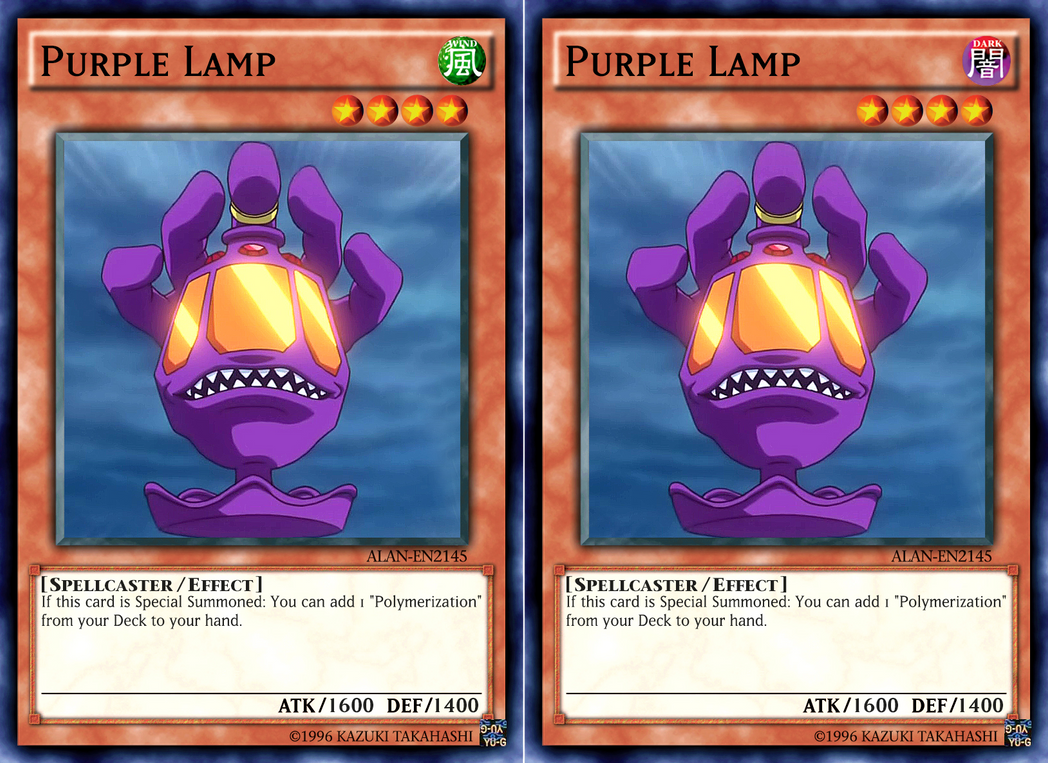 Purple Lamp by AlanMac95 on DeviantArt for Ancient Lamp Yugioh  45jwn