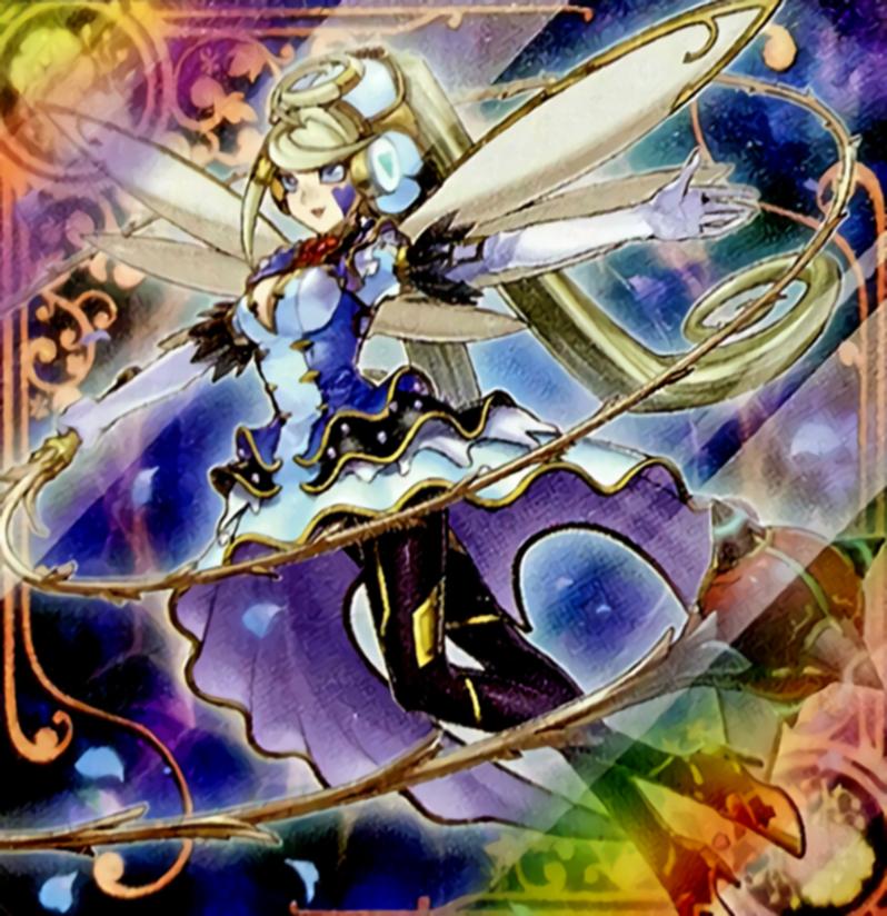 Lucifer Yugioh: Trickster Holy Angel [Artwork] By AlanMac95 On DeviantArt