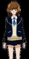 Aoi Zaizen - full render