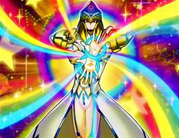 Performapal Five-Rainbow Magician [Artwork] by AlanMac95