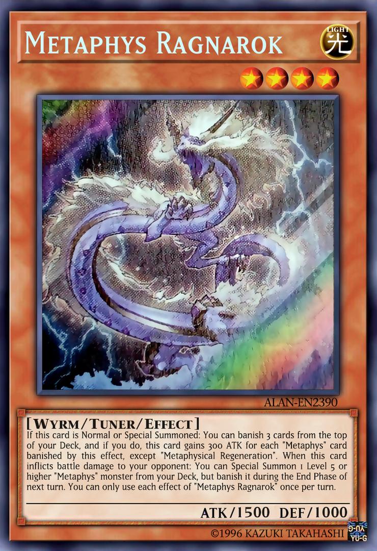 True Divine Dragon Ragnarok Metaphys Ragnarok by A...