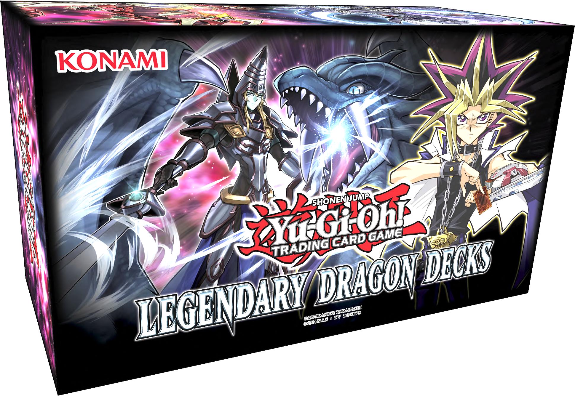 Image result for legendary dragon decks