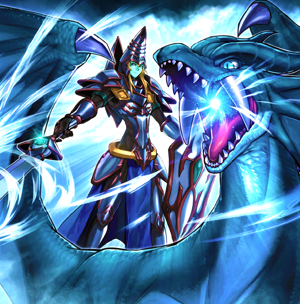yugioh dark magician of chaos wallpaper
