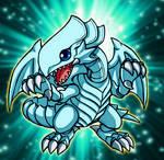 Blue-Eyes Baby Dragon [artwork]