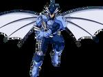 Elemental HERO Neo Bubbleman [Render]