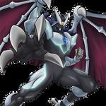 Elemental HERO Chaos Neos [render]