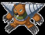 Neo-Spacian Grand Mole [render]