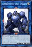 Superheavy Samurai General Lapis Lazuli