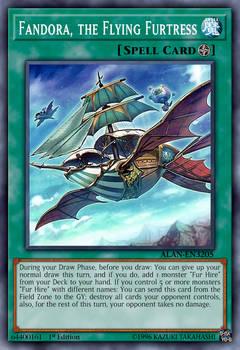 Fandora, the Flying Furtress