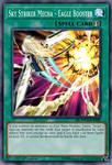 Sky Striker Mecha - Eagle Booster