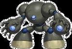 E-HERO Mudballman [render]