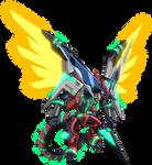 Borrelsword Dragon [Render]