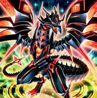 Dark Metal Dragon - Darkness Metal [Artwork] by AlanMac95