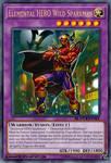 Elemental HERO Wild Sparkman