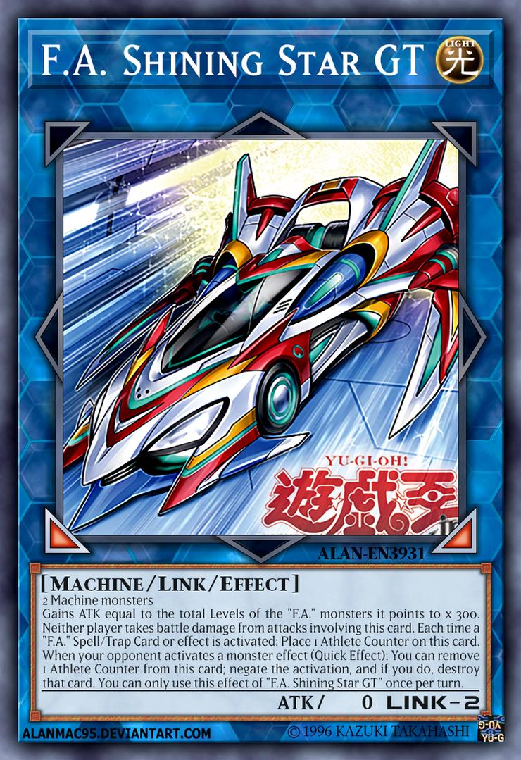 F.A. Shining Star GT by AlanMac95